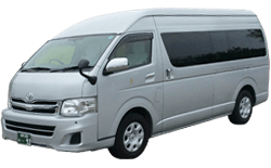 LUXURY HIACE
